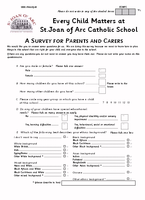 School Surveys Direct | Sheu